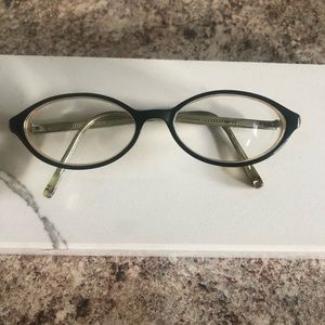 Coach Colette Oval Shaped Glasses 🤓
